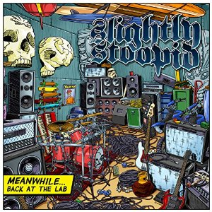 Slightly Stoopid - Meanwhile... Back At The Lab